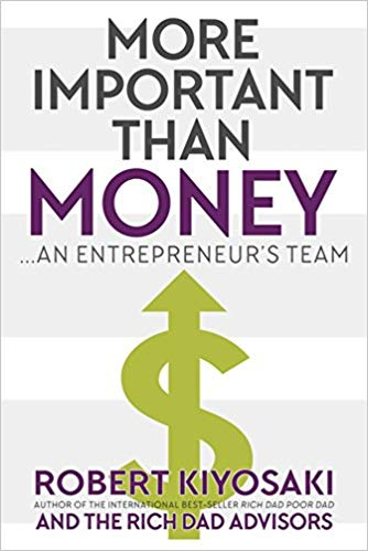 Robert Kiyosaki – More Important Than Money Audiobook