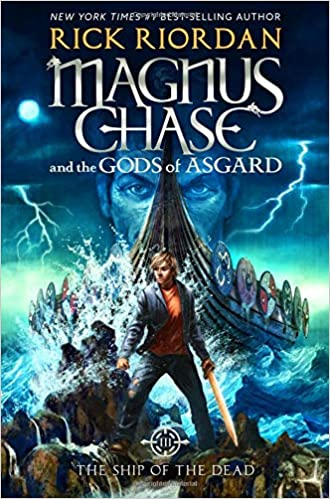 Rick Riordan – Magnus Chase and the Gods of Asgard Audiobook (Book 3)