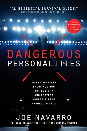 Joe Navarro – Dangerous Personalities Audiobook