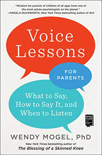 Wendy Mogel – Voice Lessons for Parents Audiobook