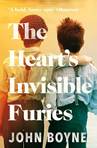 John Boyne – The Heart's Invisible Furies Audiobook