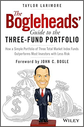 Taylor Larimore – The Bogleheads' Guide to the Three-Fund Portfolio Audiobook