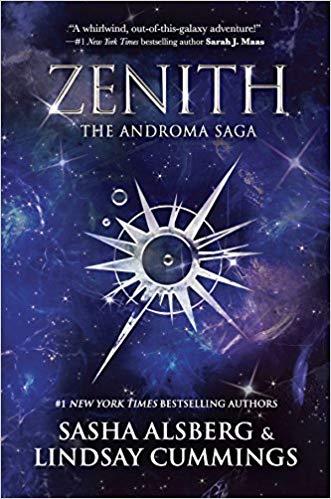 Sasha Alsberg – Zenith Audiobook