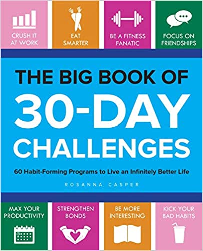 Rosanna Casper – The Big Book of 30-Day Challenges Audiobook
