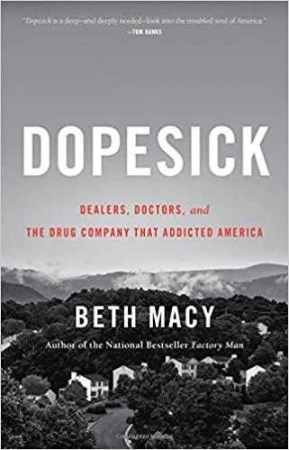 Beth Macy – Dopesick Audiobook