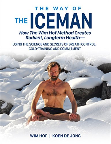 Wim Hof – The Way of The Iceman Audiobook