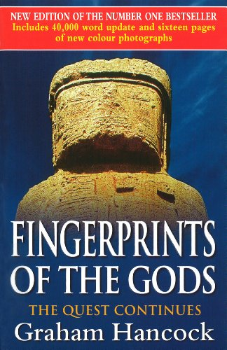 Graham Hancock – Fingerprints Of The Gods Audiobook