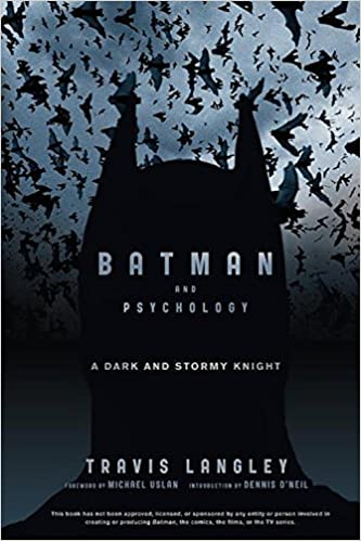 Travis Langley – Batman and Psychology Audiobook