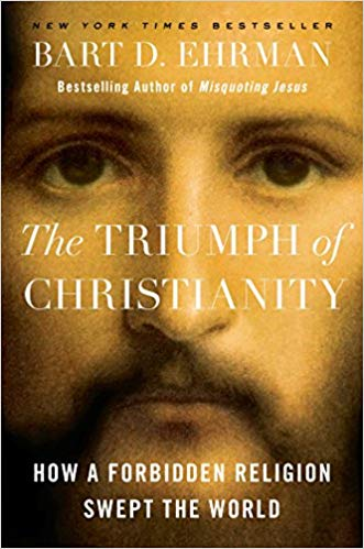 Bart D. Ehrman – The Triumph of Christianity Audiobook