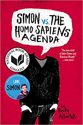 Becky Albertalli – Simon vs. the Homo Sapiens Agenda Audiobook