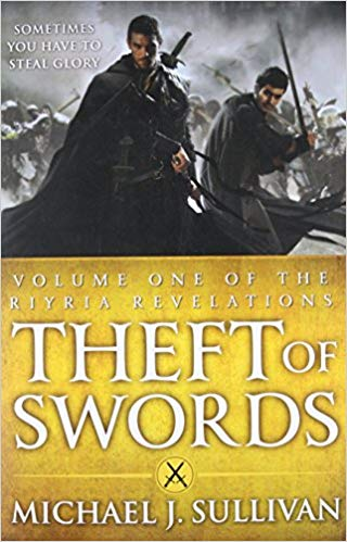 Michael J. Sullivan – Theft of Swords, Vol. 1 Audiobook