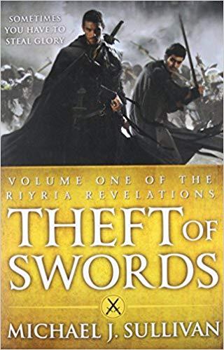 Michael J. Sullivan – Theft of Swords, Vol. 1 Audiobook
