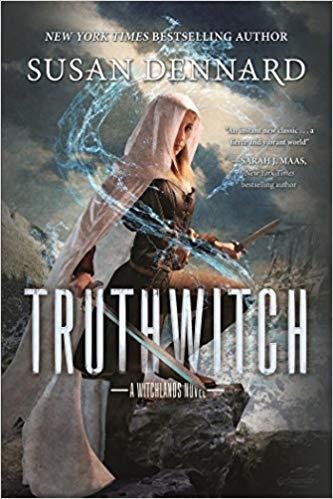 Susan Dennard - Truthwitch Audio Book Free