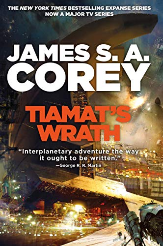 James S. A. Corey – Tiamat's Wrath Audiobook