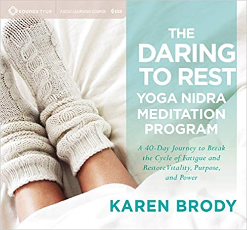 Karen Brody – The Daring to Rest Yoga Nidra Meditation Program Audiobook