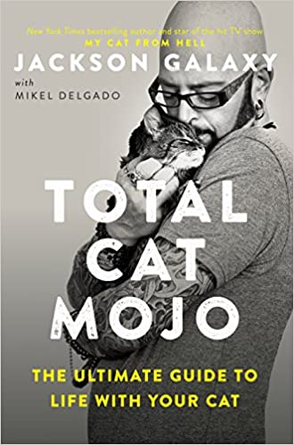 Jackson Galaxy – Total Cat Mojo Audiobook