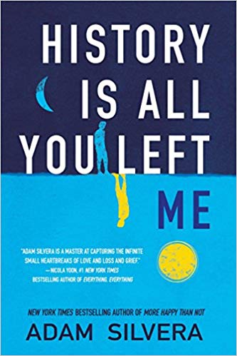 Adam Silvera – History Is All You Left Me Audiobook
