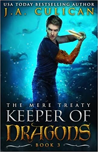 J.A. Culican – Keeper of Dragons: The Mere Treaty Audiobook