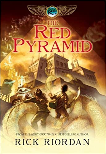 Rick Riordan – The Red Pyramid Audiobook
