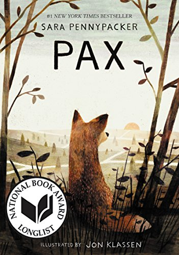 Sara Pennypacker – Pax Audiobook