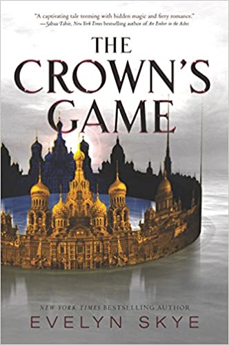 Evelyn Skye – The Crown's Game Audiobook