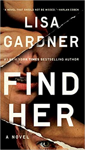 Lisa Gardner – Find Her Audiobook
