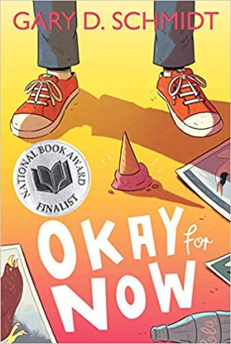 Gary D. Schmidt – Okay for Now Audiobook