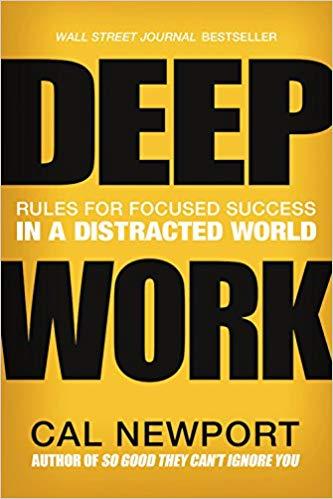 Cal Newport - Deep Work Audio Book Free