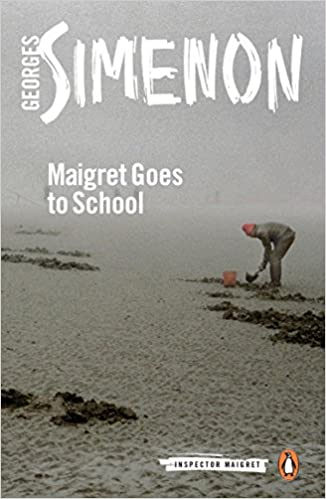 Georges Simenon – Maigret Goes to School Audiobook