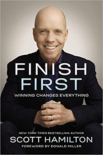 Scott Hamilton – Finish First Audiobook