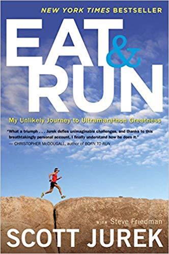 Scott Jurek – Eat and Run Audiobook