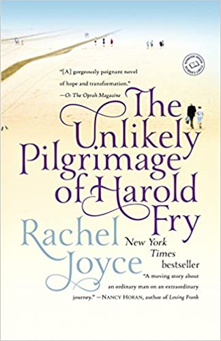Rachel Joyce – The Unlikely Pilgrimage of Harold Fry Audiobook