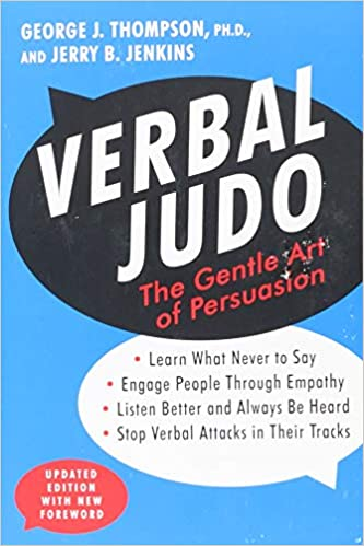 George J. Thompson - Verbal Judo Audio Book Free