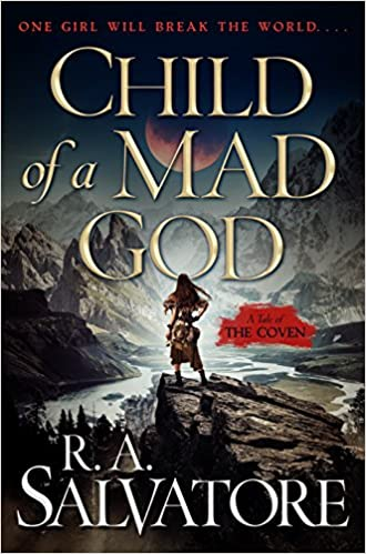 R. A. Salvatore - Child of a Mad God Audio Book Free