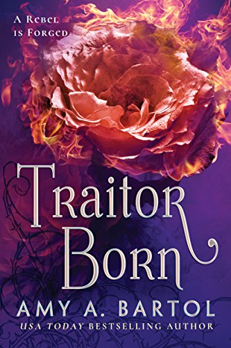 Amy A. Bartol – Traitor Born Audiobook