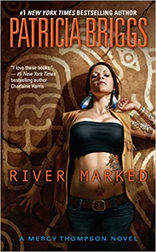 Patricia Briggs – River Marked Audiobook