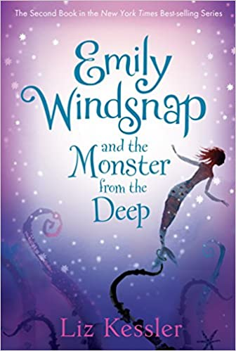 Liz Kessler – Emily Windsnap and the Monster from the Deep Audiobook