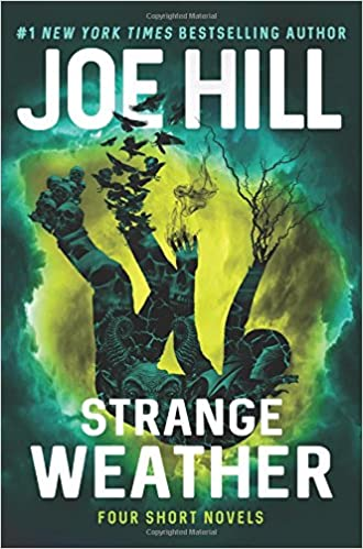 Joe Hill – Strange Weather Audiobook