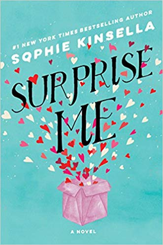 Sophie Kinsella – Surprise Me Audiobook