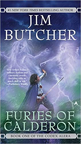 Jim Butcher – Furies of Calderon Audiobook