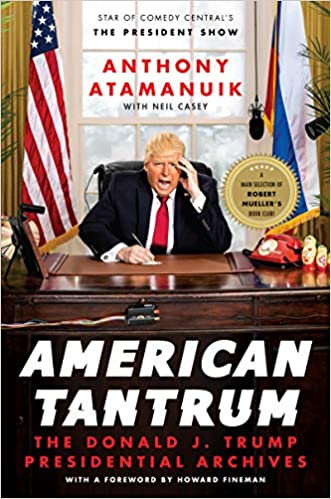 Anthony Atamanuik – American Tantrum Audiobook