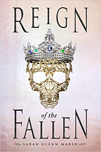 Sarah Glenn Marsh – Reign of the Fallen Audiobook