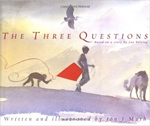 Don Miguel Ruiz, Barbara Emrys – The Three Questions Audiobook