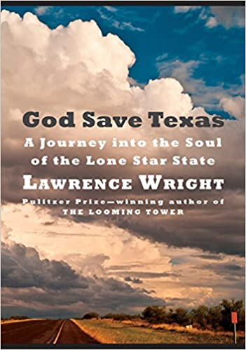 Lawrence Wright – God Save Texas Audiobook