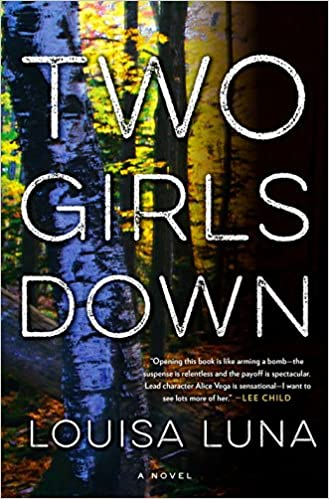 Louisa Luna – Two Girls Down Audiobook