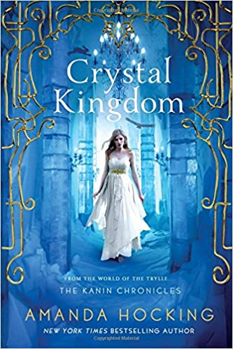 Amanda Hocking – Crystal Kingdom Audiobook