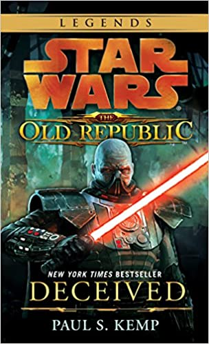 Paul S. Kemp - The Old Republic - Deceived Audio Book Free
