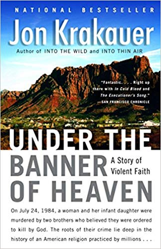 Jon Krakauer – Under the Banner of Heaven Audiobook