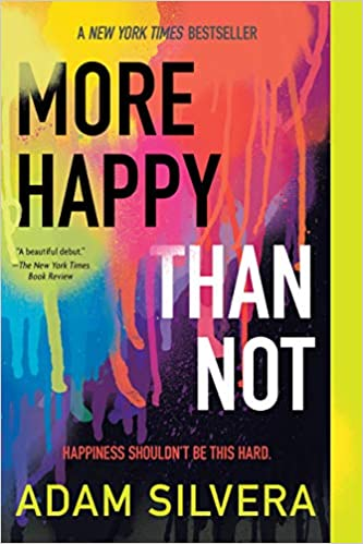 Adam Silvera – More Happy Than Not Audiobook