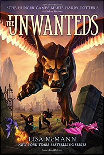 Lisa McMann – The Unwanteds Audiobook